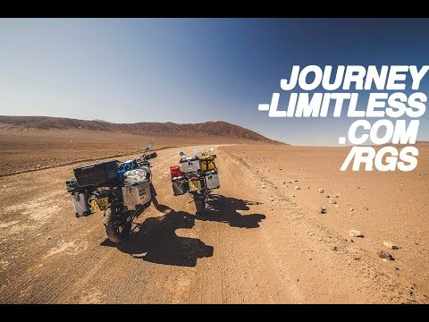 Journey Limitless Royal Geographical Society launch talk trailer