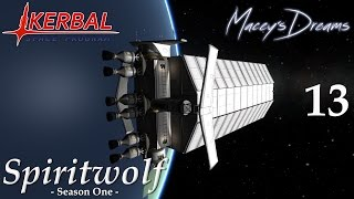 KSP Spiritwolf (S1E13) - The Battle for Laythe