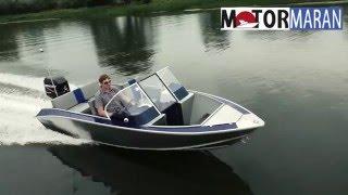 Салют NewLine460 (nl460). Обзор-презентация, покатушки, характеристики лодки