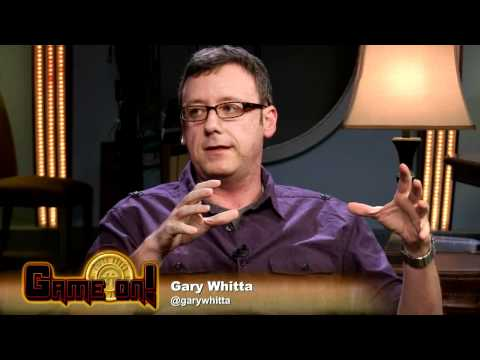 Game On 8: Gary Whitta Also Featuring Halo 4