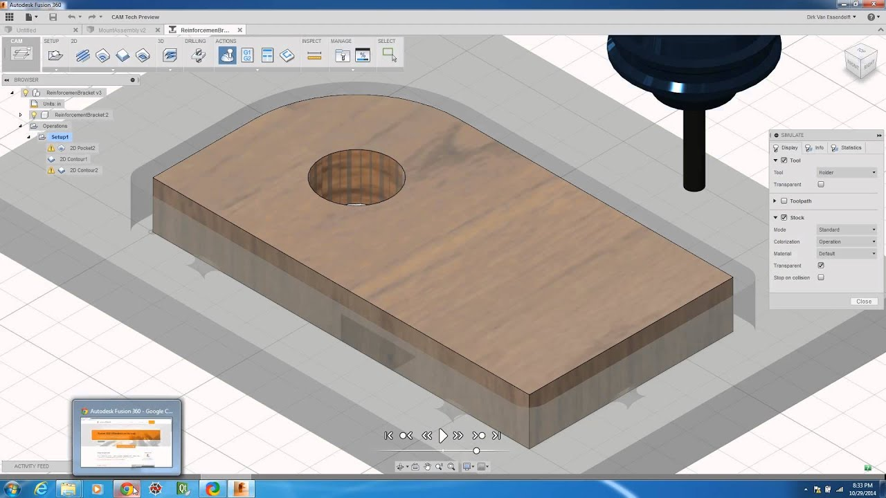 Ultimate free cad cam software for the hobbyist and for Cad 3d free italiano