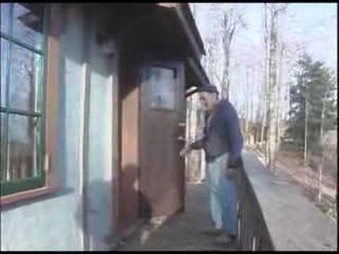 Cabin made of Poplar Wood in Saluda, North Carolina