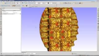 Схема замены материала в БАЗИС-Мебельщик