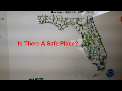 Florida Sinkholes, Flood Zones & Customer Service
