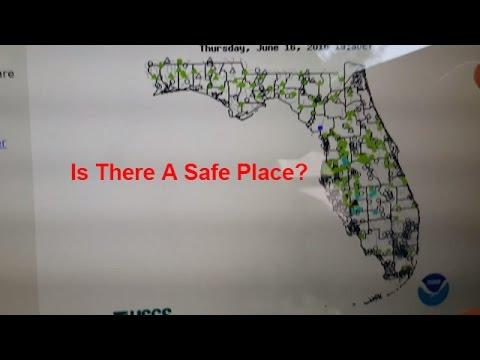Florida Sinkholes, Flood Zones & Customer Service
