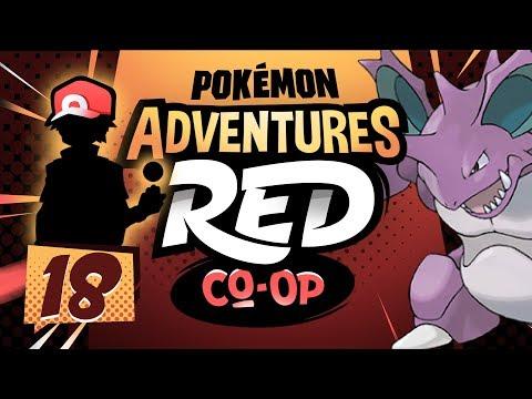 """PIDGEY BOT 5000"" Pokémon Adventures Red Co-op Ep 18 w/ TheKingNappy + JoeyPokeaim!"