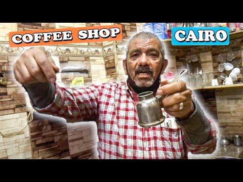 $ 0.32 Egyptian Tea in Downtown Cairo