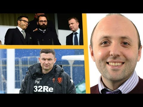 An interview with Phil Hay - YEP's Leeds United expert talks Heckingbottom appointment and more!