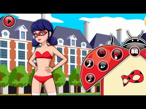 Miraculous Ladybug Dress Up – Games for Girls (Baby) Flash