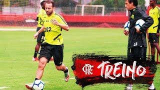 Treino do Flamengo - 05/07/2019