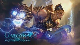 Mobile Legends: Bang bang! Gatotkaca - PRIMEIRAS IMPRESSÕES [PT-BR]