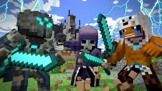 Mega Walls: Deathmatch - Part 2 [The War Is Not Lost] - Minecraft Animation