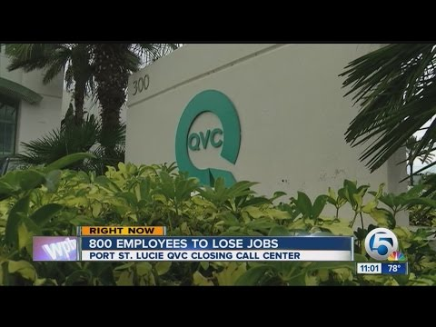 800 employees to lose jobs in Port St. Lucie