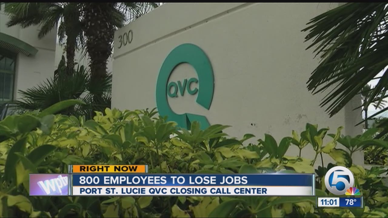 800 Employees To Lose Jobs In Port St Lucie Youtube