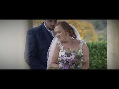 A short wedding film trailer from Wentbridge House