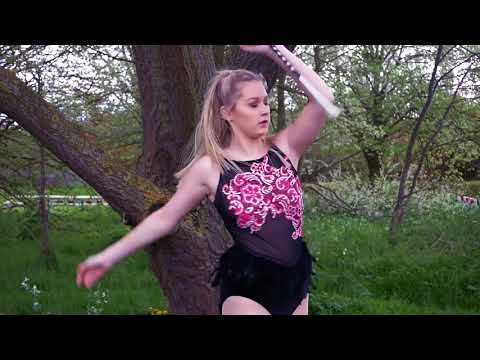 BOBBY DAZZLER  Twirling Dance Film