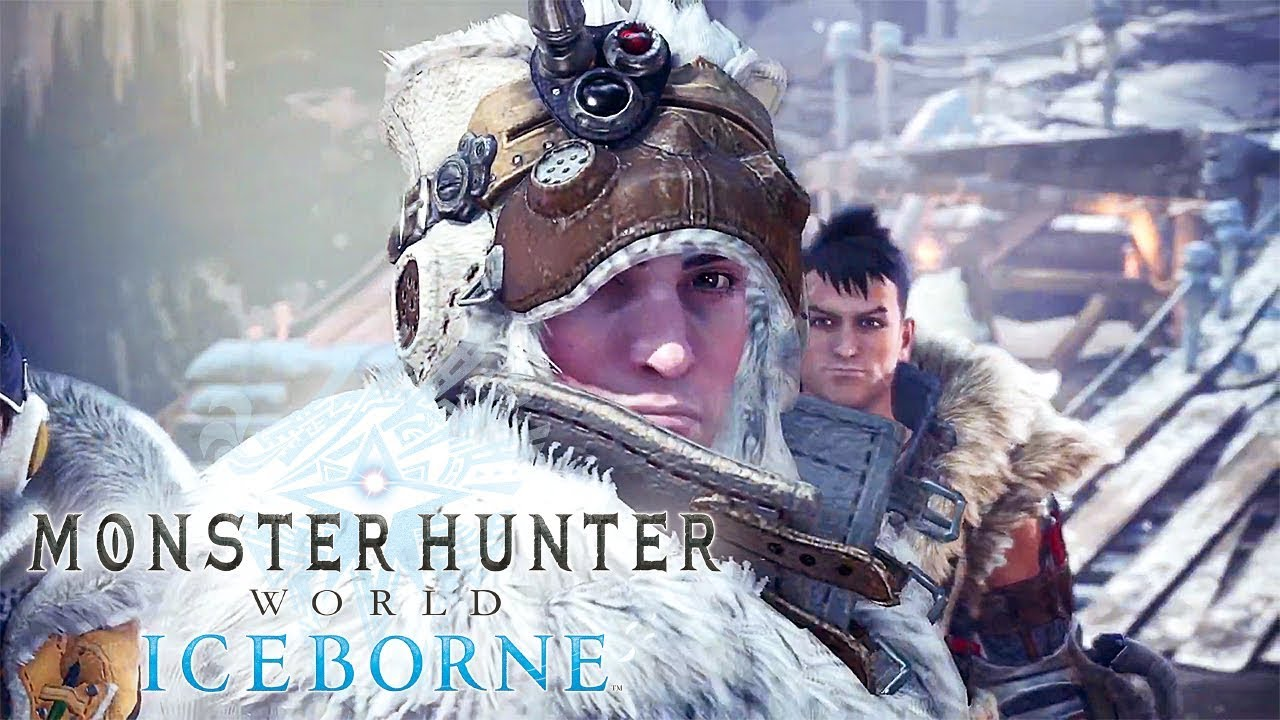 Monster Hunter World: Iceborne - Official Story Trailer thumbnail