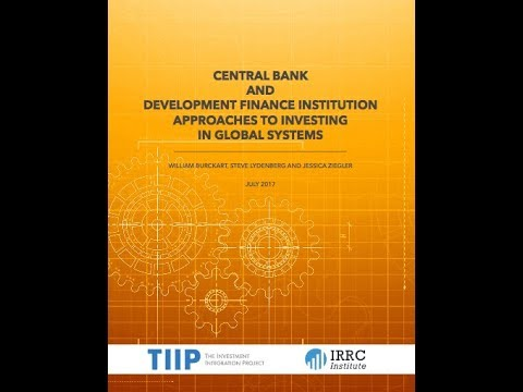 Webinar |  Central Bank & Development Finance Institution Approaches to