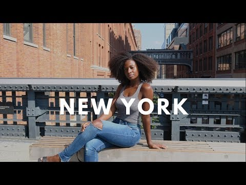 LET'S STROLL THROUGH NEW YORK CITY:  Chelsea Market, Dumbo BK, Times Square, High Line