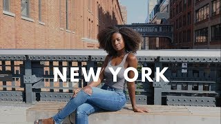 STROLL WITH US THROUGH NEW YORK CITY: Dumbo, Chelsea Market, Times Square, The High Line