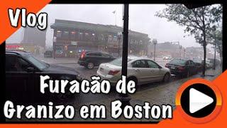 Tempestade de Granizo em Boston - Db in The USA #71