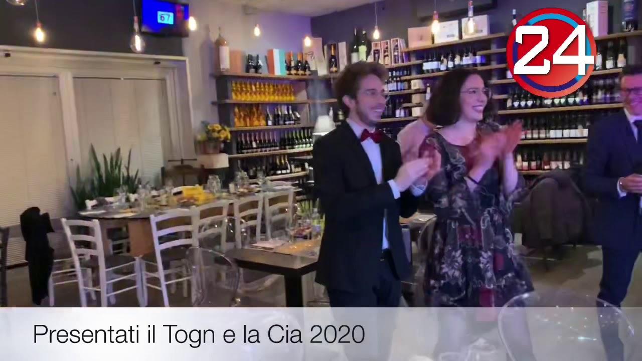 Presentati il Togn e la Cia 2020 del Carnevale di Domodossola