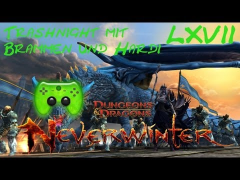 Trashnight [HD] # 67 - Dungeons & Dragons Neverwinter - Let's Play Trashnight