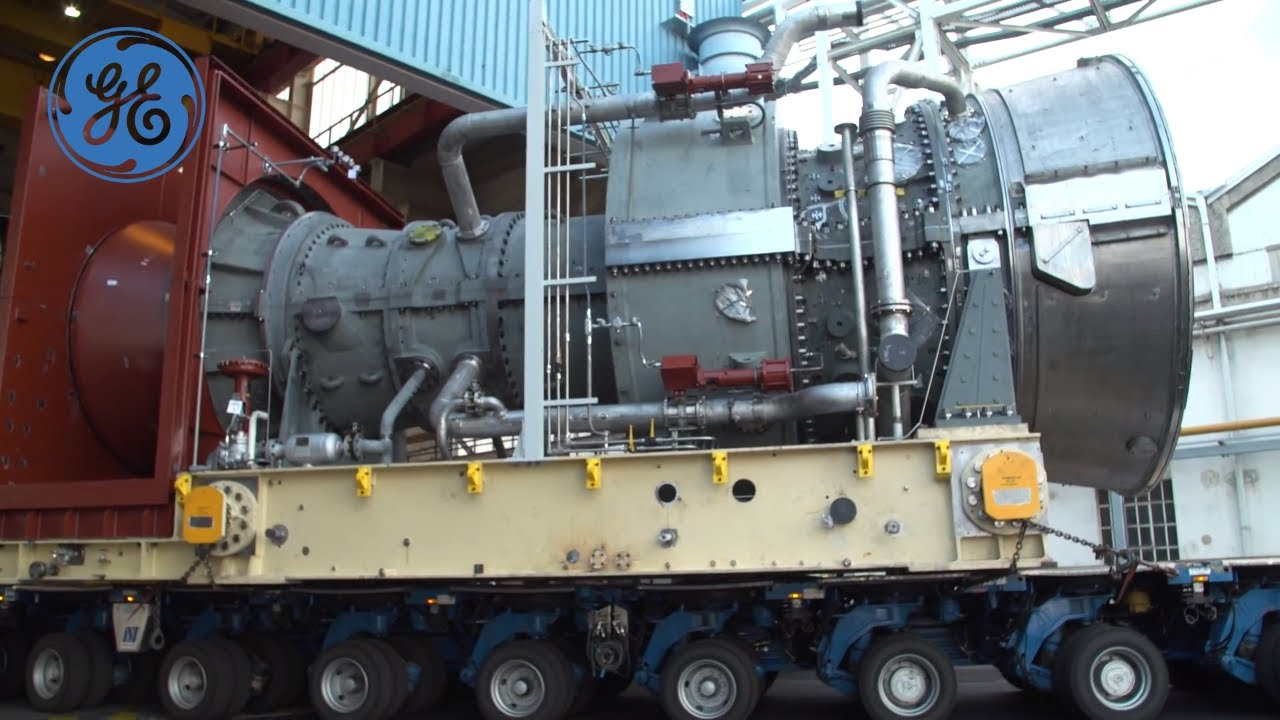 9EMax Gas Turbine Solution: Resetting the Operating Clocks | Power Plant  Services | GE Power