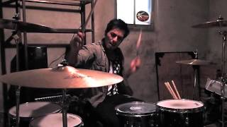 Falling In Reverse: I'm Not A Vampire (Drum Cover)
