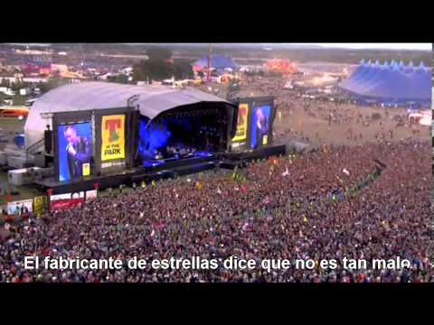 The Killers - Spaceman (subtitulado) T In The Park 13