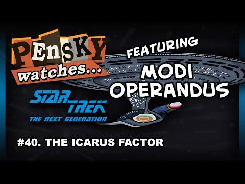Trailer do filme Icarus Factor