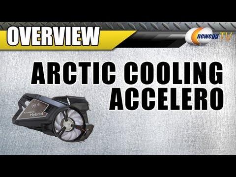 Newegg TV: ARCTIC COOLING Accelero Hybrid Fluid Dynamic VGA Cooler Overview