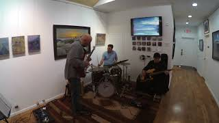 Brian Kastan-Guitar, Mike Pride-Drums, Ryan Berg-Electric Bass