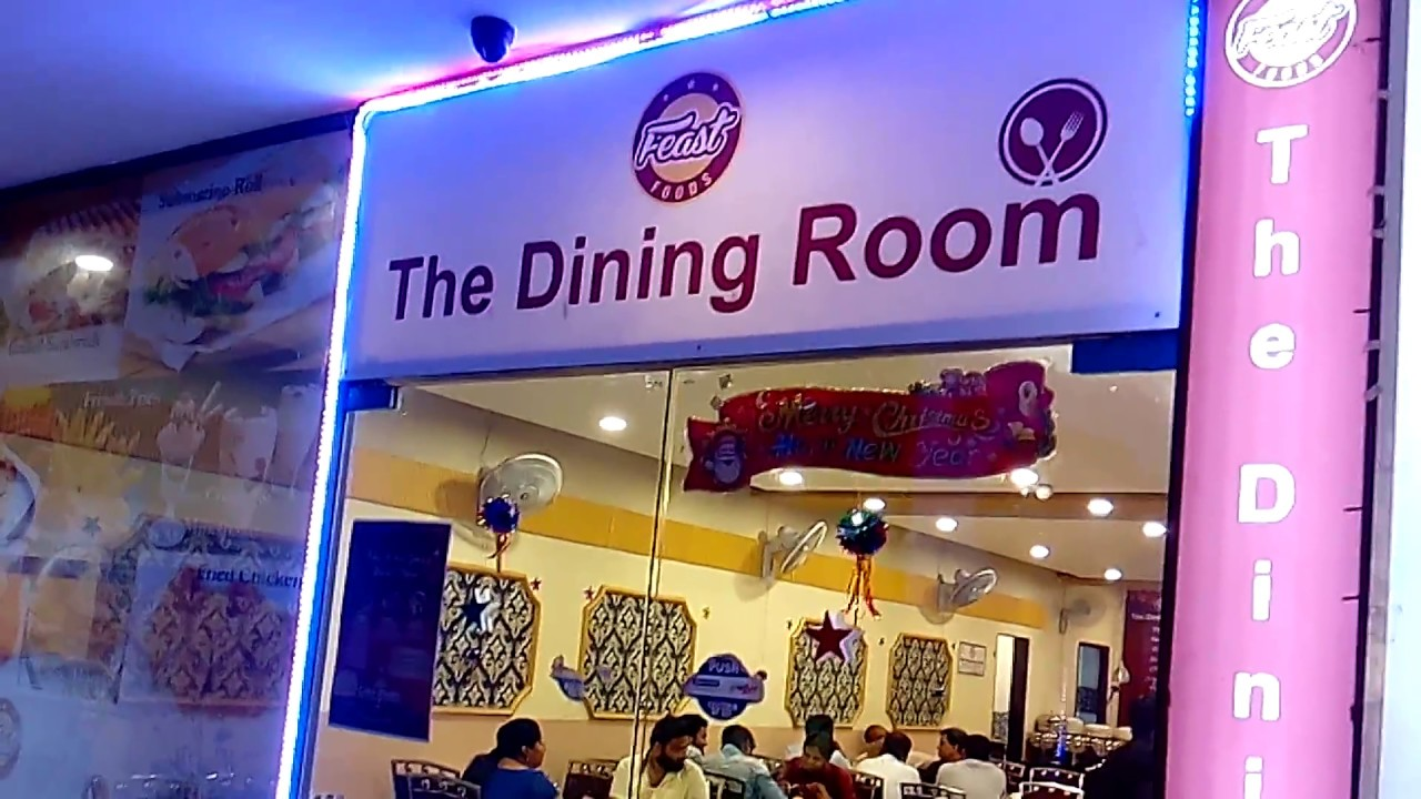 The Dining Room In Jubilee Hills Hyderabad