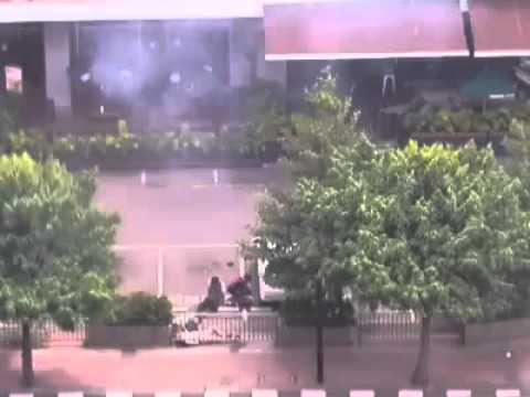 GRAPHIC: TERROR IN JAKARTA - ISIS Jakarta bomber suicide (Part 3)