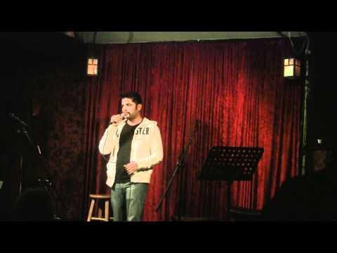 Amit Parker sings Karz/ Bewafa Pyaar @ Saratoga Village Karaoke.mp4
