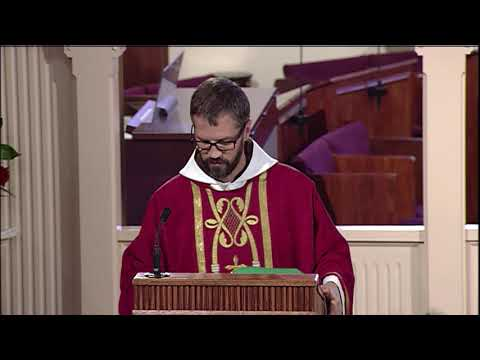 Daily Catholic Mass - 2019-06-11 - Fr. Paschal