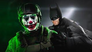 Warface: Бэтмен охотится на Джокера в Варфейсе
