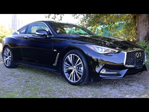 Infiniti Q60 Review--STYLE AND POWER VALUE