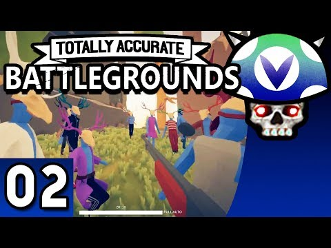 [Vinesauce] Joel - Totally Accurate Battlegrounds ( Part 2 )
