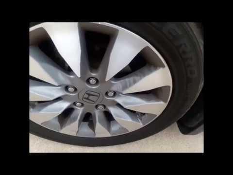 Honda Civic TPMS Sensor Programing and Replacement