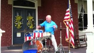 The Drums of Freedom! promo clip 1 Aug 18 12