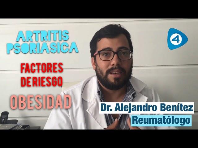 Artritis psoriásica: enfermedad, afectación y tratamiento