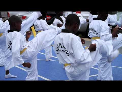 Ghana Taekwando Kids Club