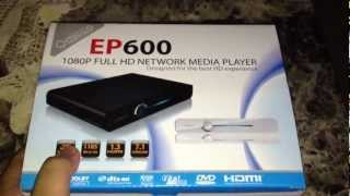 Unboxing: Micca EP600 1080P Network Digital Media Player