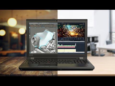 Đánh Giá Laptop Lenovo Thinkpad P52 Sức Mạnh Đồ Hoạ Chuyên Nghiệp