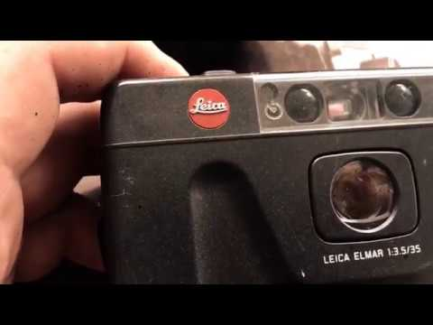 Buying, Cleaning, Fixing, and Restoring 35mm Point And Shoot Cameras