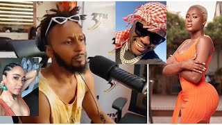 Wanlov Bla$t Fella Makafui for Imitating Sister Deborah and SNATCHING her Boyfriend Medikal