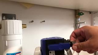 Upgrading the Brita A1000 OAR1 Filter System