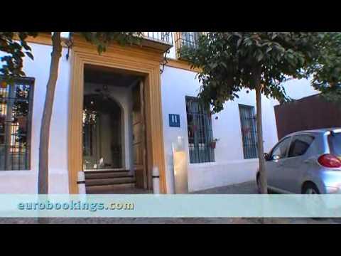 Sevilla spain hospes las casas del rey de baeza youtube - Las casas del rey ...